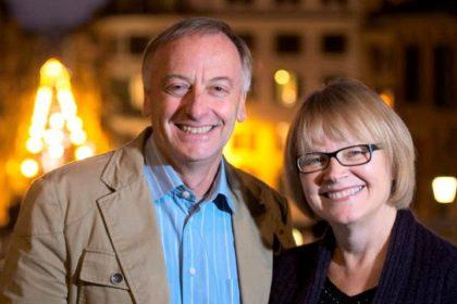Terry e Marsha Peretti